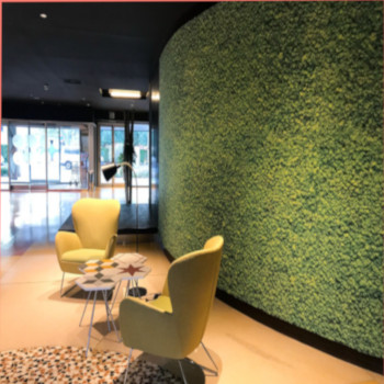 fabric for acoustic offices